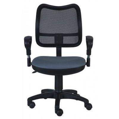 Офисное кресло Бюрократ Ch-799AXSN Grey
