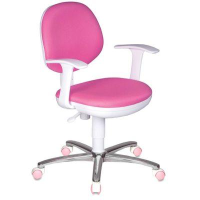 Офисное кресло Бюрократ детское Pink (69132) CH-W356SL/15-55