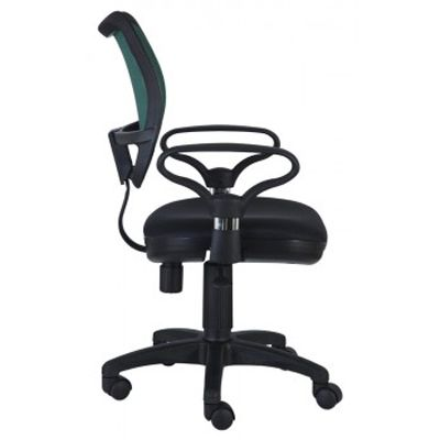 Офисное кресло Бюрократ офисное Ch-799 Green-Grey