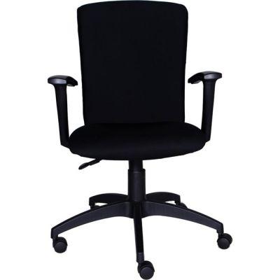 Офисное кресло Бюрократ офисное Black CH-470AXSN/BLACK