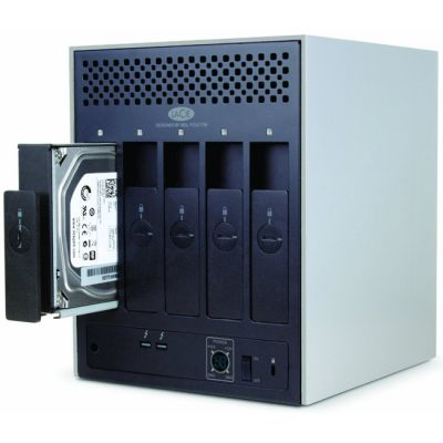 Внешний жесткий диск LaCie 5big 20TB / 2 x Thunderbolt (includes thunderbolt cable) 9000398EK