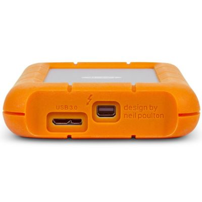 SSD-диск LaCie Rugged Thunderbolt & USB 3.0 120GB with Thunderbolt cable 9000291