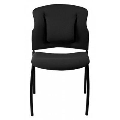 Офисное кресло Бюрократ Для посетителя Black KP-B320SXN/26-28