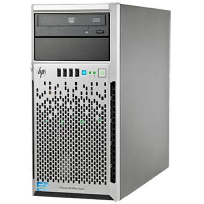 Сервер HP ML310eG8 G1620 1P SP7849GO EURO 470065-784