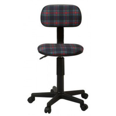 Офисное кресло Бюрократ CH-201NX клетка - шотландка