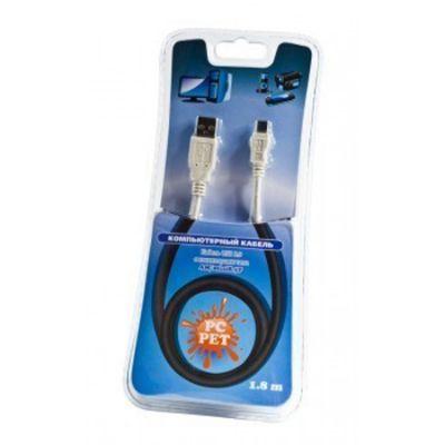 ������ Pc Pet ������������ USB 2.0 AM/miniB 5P 1.8m USAMBM0-18
