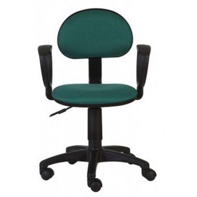 Офисное кресло Бюрократ Ch-213AXN зеленый