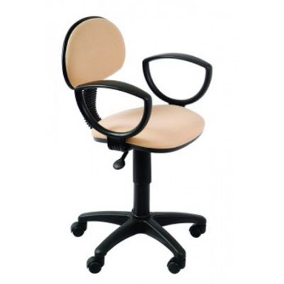 Офисное кресло Бюрократ Ch-213AXN желтый