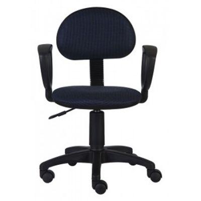 Офисное кресло Бюрократ Ch-213AXN темно-синий