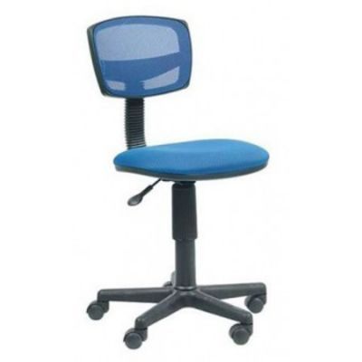 Офисное кресло Бюрократ Ch-299 синее