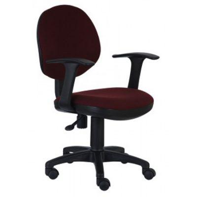 Офисное кресло Бюрократ CH-356AXSN/CH бордовыйвый (69331) CH-356AXSN/10-361