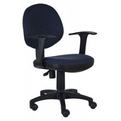 Офисное кресло Бюрократ Ch-356AXSN черно-синий