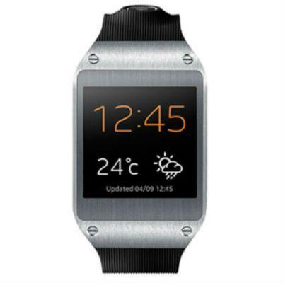 Samsung смарт часы Galaxy Gear SM-V7000 черный SM-V7000ZKASER