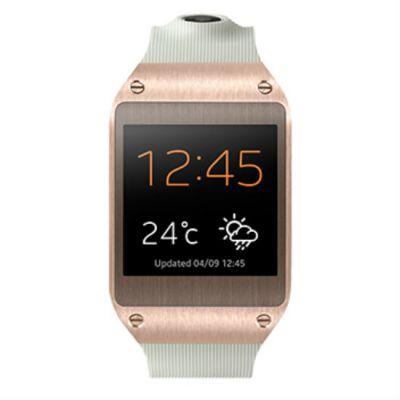 Samsung смарт часы Galaxy Gear SM-V7000 золотой SM-V7000WDASER