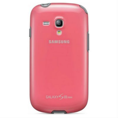 ����� Samsung ����������� Protective Cover+ S3 mini/I8190 Pink EFC-1M7BPEGSTD