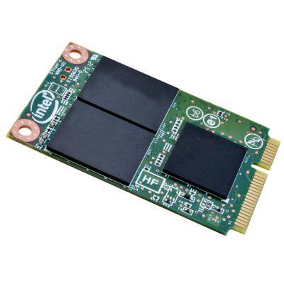 Твердотельный накопитель Intel MSATA 240GB MLC/525 SER. SSDMCEAC240B301