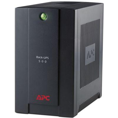 ИБП APC Back-UPS 500VA/300W, 230V Standby with Schuko BC500-RS