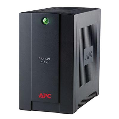 ИБП APC Back-UPS 650VA/390W, 230V Standby with Schuko BC650-RS