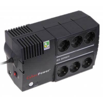 ��� CyberPower Back-UPS BS, OffLine, 650VA / 360W BS650E
