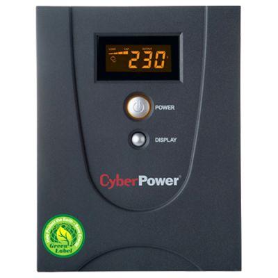 ИБП CyberPower Back-UPS Value, Line-Interactive, 2200VA / 1320W VALUE2200EI-B