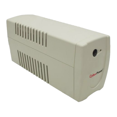 ИБП CyberPower Back-UPS Value, Line-Interactive, 500VA / 275W VALUE500EI-W