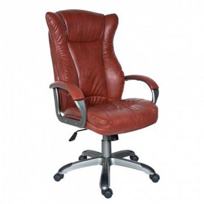 Офисное кресло Бюрократ Руководителя CH-879DG/Brown