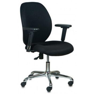 Офисное кресло Бюрократ офисное CH-586-LOW/TW-11/Black