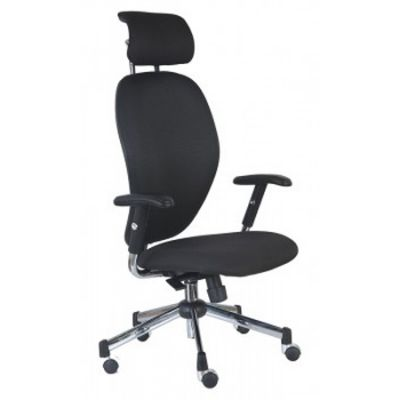 Офисное кресло Бюрократ CH-593ASX Black (69506) CH-593ASX/B