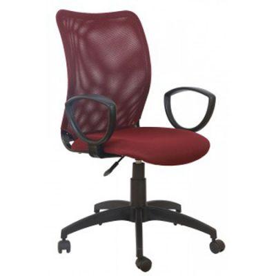 Офисное кресло Бюрократ CH-599 Bordo