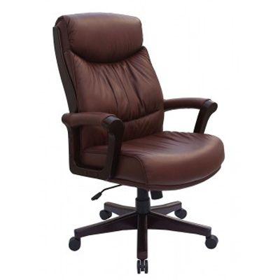 Офисное кресло Бюрократ Руководителя Brown (69510) _GENIUS/BROWN