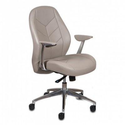 Офисное кресло Бюрократ Руководителя Gray _ZEN-LOW/GREY