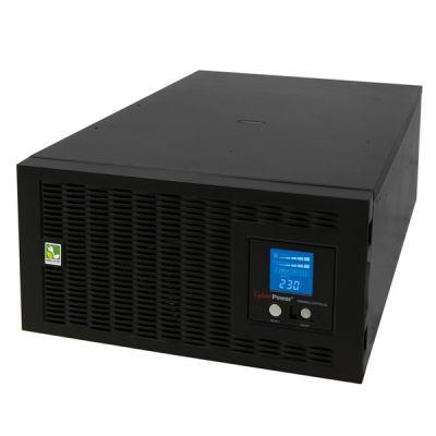 ��� CyberPower Smart-UPS Professional Rackmount, Line-Interactive, 6000VA / 4500W PR6000ELCDRTXL5U