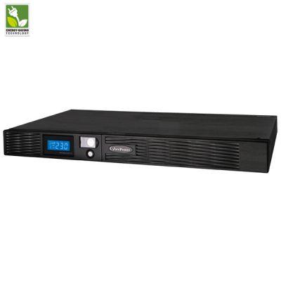 ИБП CyberPower Smart-UPS Professional Rackmount, Line-Interactive, 750VA / 500W PR750ELCDRT1U