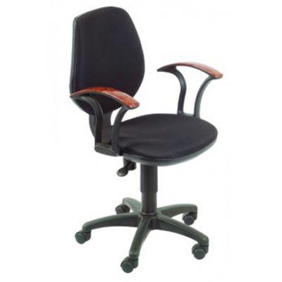 Офисное кресло Бюрократ CH-725AXSN Black