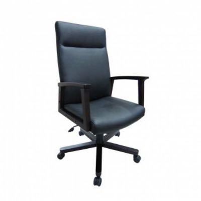Офисное кресло Бюрократ руководителя CH-995M/Black