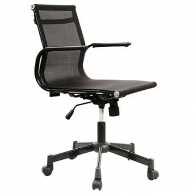 Офисное кресло Бюрократ CH-997-LOW Black (69597) CH-997-LOW/BLACK