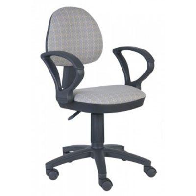 Офисное кресло Бюрократ офисное светлая клетка (69624) CH-G318AXN/LCHECK