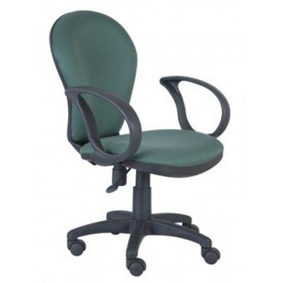 Офисное кресло Бюрократ офисное Green (69637) CH-G687AXSN/LGREEN