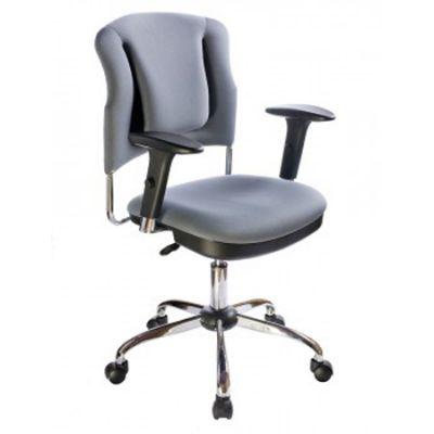 Офисное кресло Бюрократ CH-H323AXSN/G серое