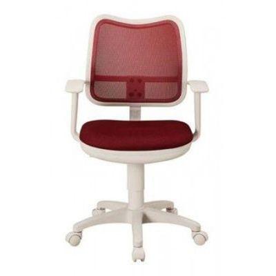 Офисное кресло Бюрократ Ch-W797 Crimson (69129) CH-W797/CR/TW-97