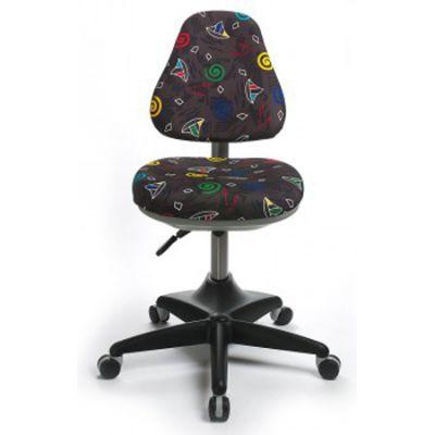 Офисное кресло Бюрократ детское серое (69674) KD-2/G