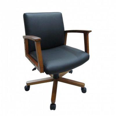 Офисное кресло Бюрократ офисное CH-995W-LOW/BLACK