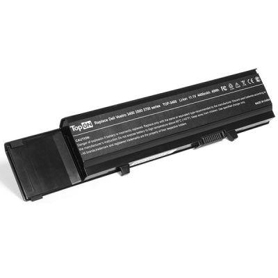 Аккумулятор TopON для Dell Vostro 3400 3500 3700 Series 4400mAh TOP-3400
