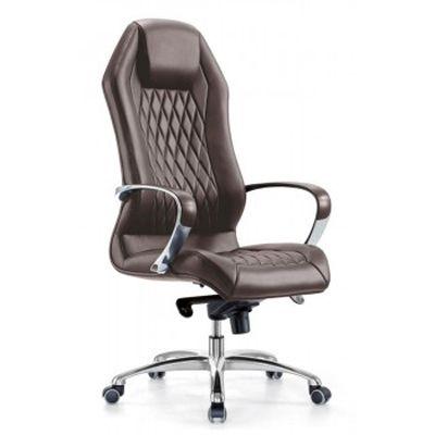 Офисное кресло Бюрократ Руководителя _AURA/BROWN