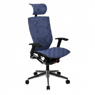 Офисное кресло Бюрократ Руководителя Blue (69765) 811/BLUE