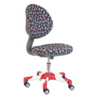 Офисное кресло Бюрократ детское пираты (69796) KD-6/RD/HEADS