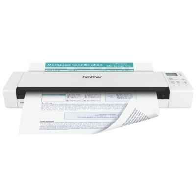 Сканер Brother DS-820W DS820WZ1