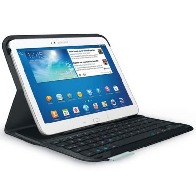 "Клавиатура Logitech Wireless UltraThin Keyboard Folio for Samsung Galaxy TAB 3 ,10"" 920-005812"