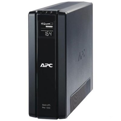 ИБП APC Back-UPS Power Saving Pro 1500 rs BR1500G-RS