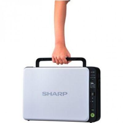 МФУ Sharp портативное переносное AL-1035WHRU AL1035WHRU